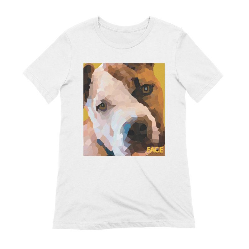 Rebel Women's Extra Soft T-Shirt by FACE Foundation's Shop