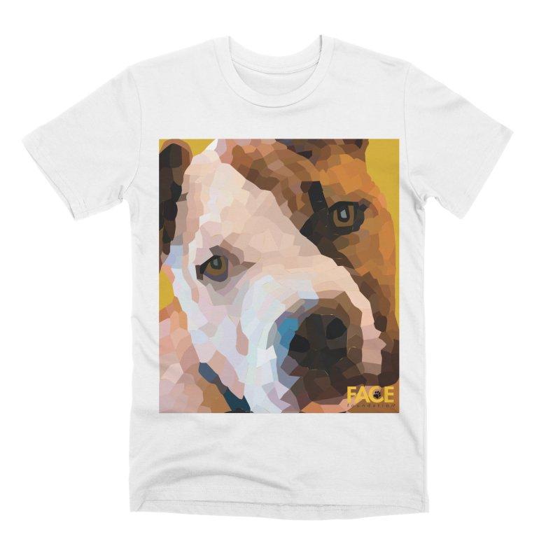 Rebel Men's Premium T-Shirt by FACE Foundation's Shop