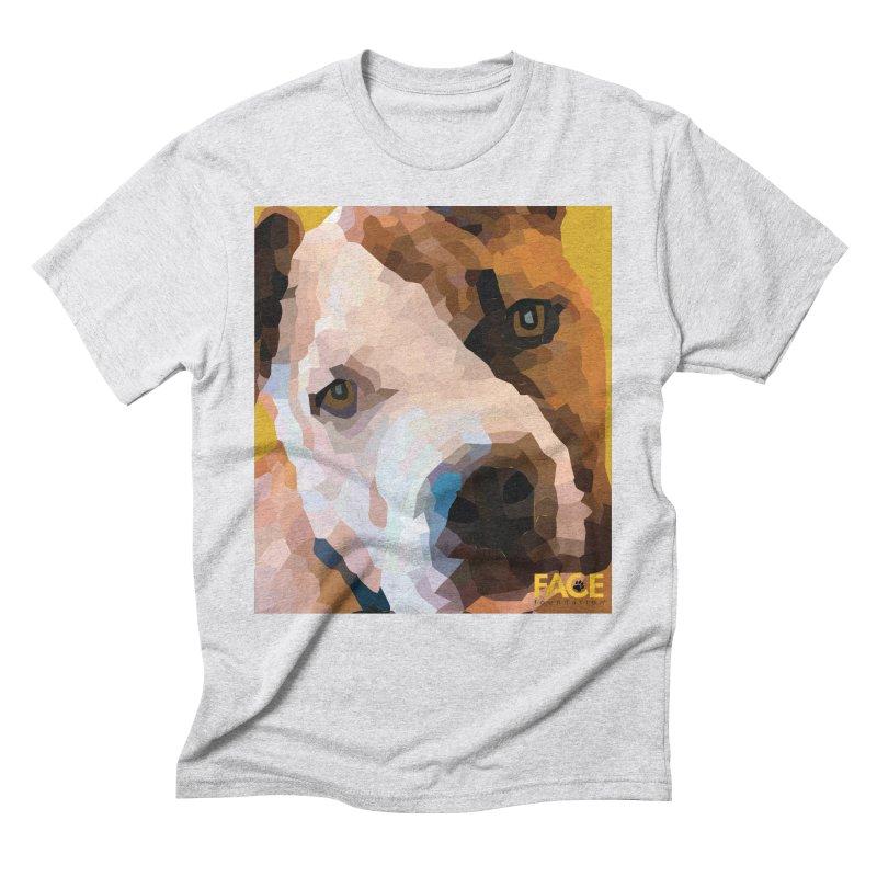 Rebel Men's Triblend T-Shirt by FACE Foundation's Shop