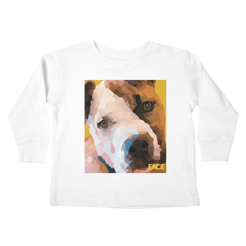 Rebel Kids Toddler Longsleeve T-Shirt by FACE Foundation's Shop