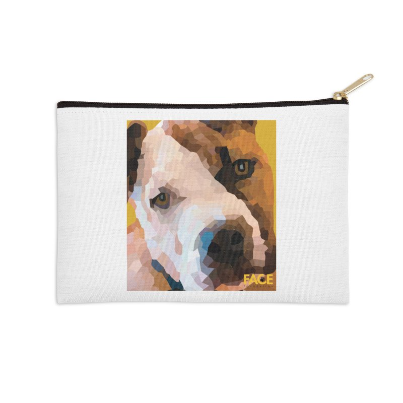Rebel Accessories Zip Pouch by FACE Foundation's Shop