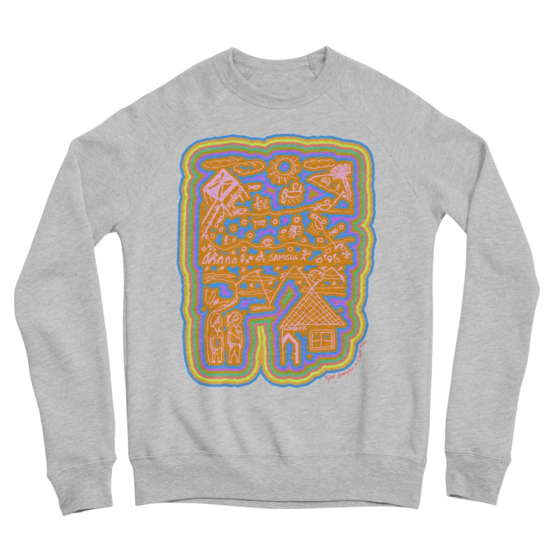 Tyler Spangler x Samsul x Face This T-shirt Men's Sweatshirt by Face This T-shirts