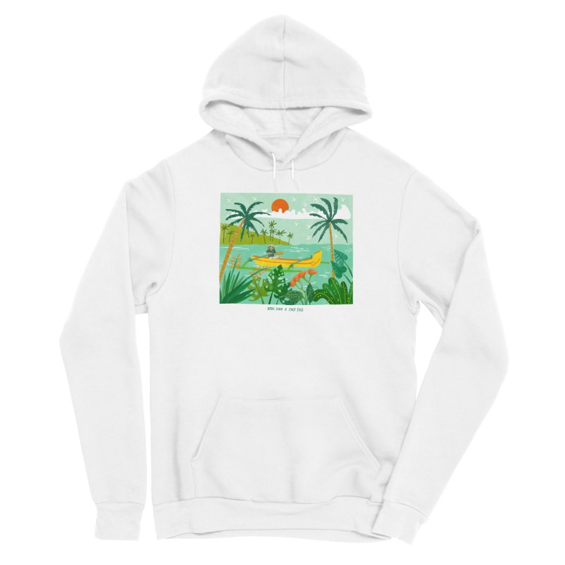 Bodil Jane x Salsabila x Face This T-shirt Women's Pullover Hoody by Face This T-shirts