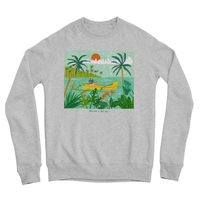 Bodil Jane x Salsabila x Face This T-shirt Men's Sweatshirt by Face This T-shirts