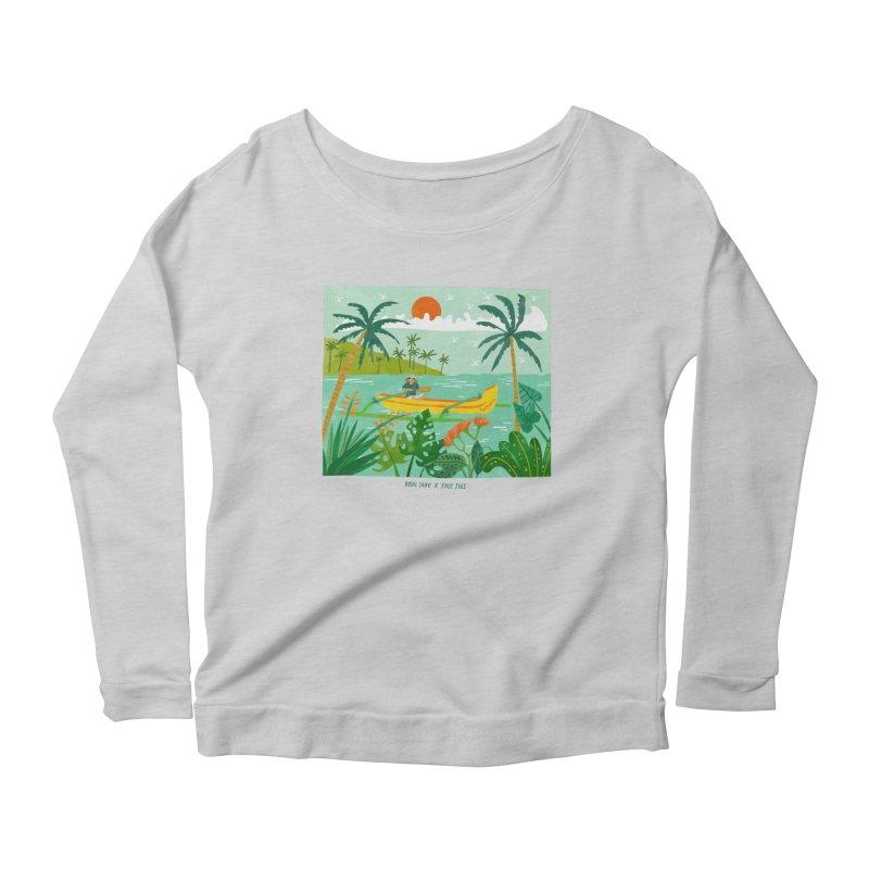 Bodil Jane x Salsabila x Face This T-shirt Women's Longsleeve T-Shirt by Face This T-shirts