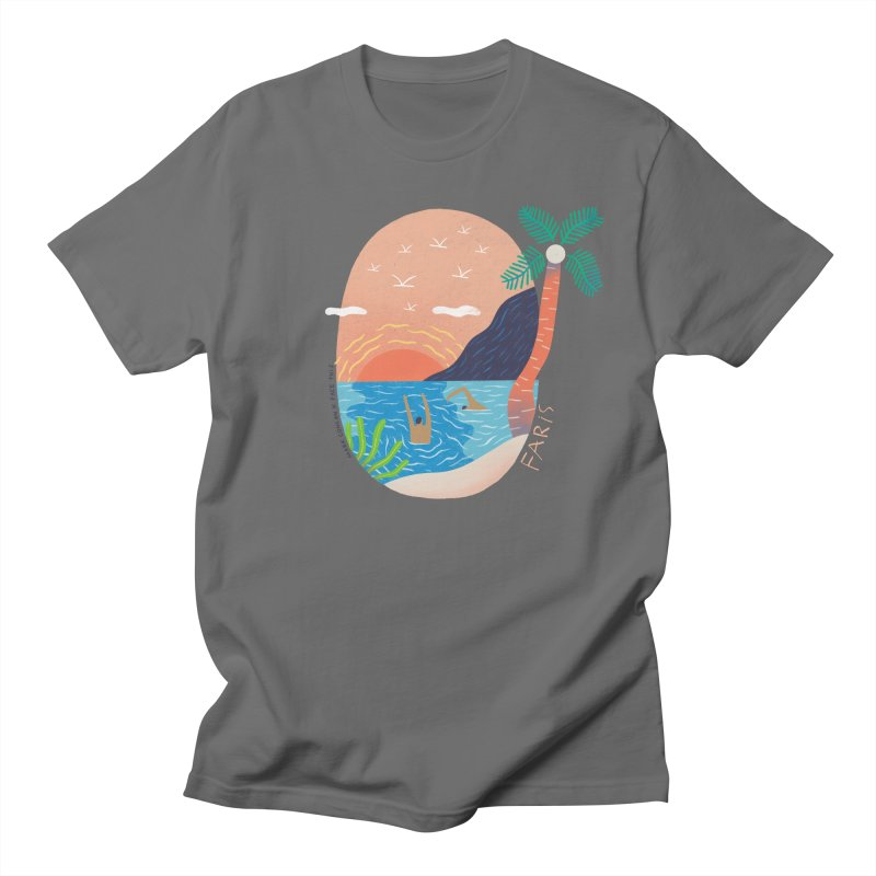 Mark Conlan x Faris x Face This T-shirts Men's T-Shirt by Face This T-shirts