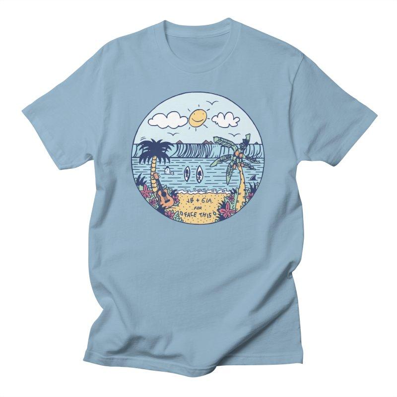Jamie Browne x Gia x Face This T-shirts Men's T-Shirt by Face This T-shirts