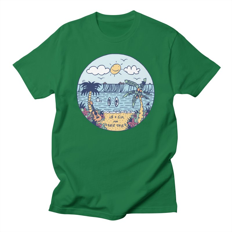 Jamie Browne x Gia x Face This T-shirts Women's T-Shirt by Face This T-shirts