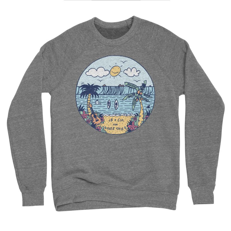 Jamie Browne x Gia x Face This T-shirts Men's Sweatshirt by Face This T-shirts