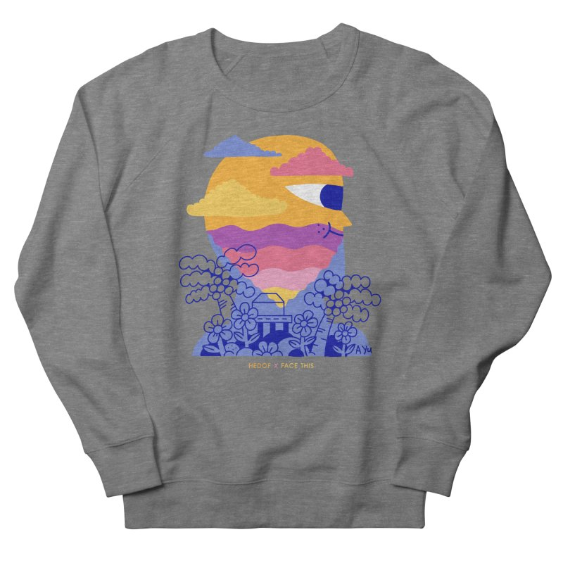 Hedof x Ayu x Face This T-shirts Women's Sweatshirt by Face This T-shirts