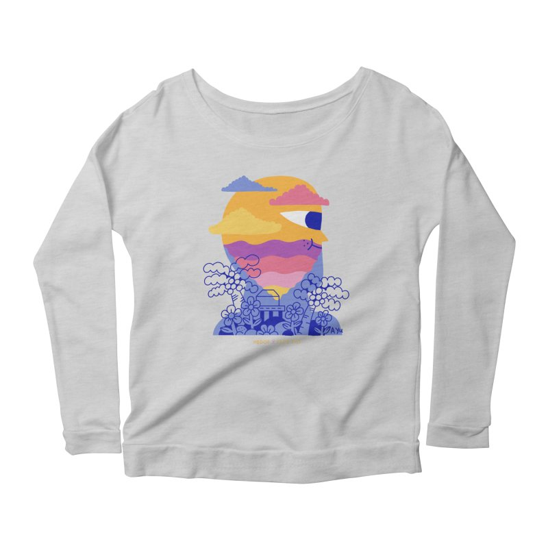 Hedof x Ayu x Face This T-shirts Women's Longsleeve T-Shirt by Face This T-shirts