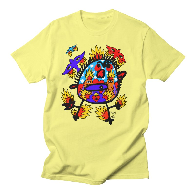 Ricardo Cavolo x Face This T-shirt Men's T-Shirt by Face This T-shirts