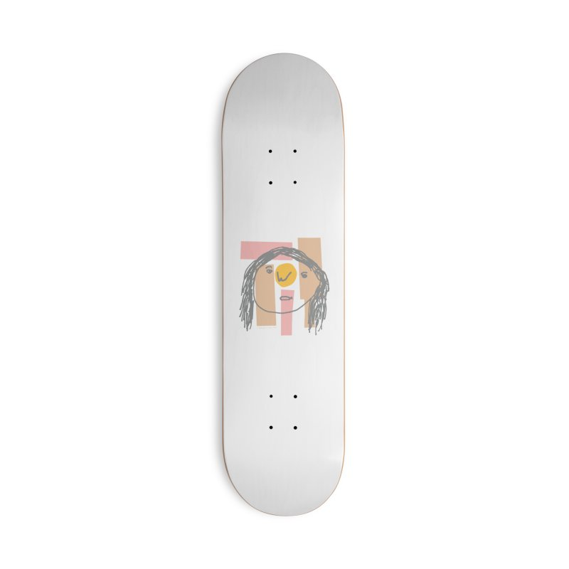 Cody Hudson X Face This Accessories Skateboard by Face This T-shirts