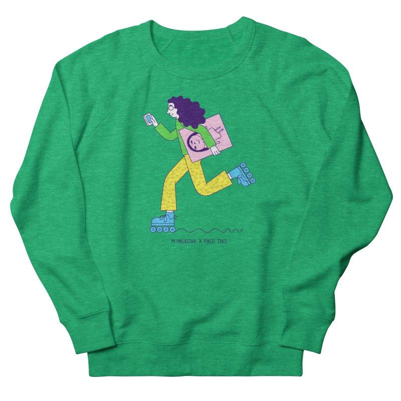 Martina Paukova x Face This T-shirts Women's Sweatshirt by Face This T-shirts