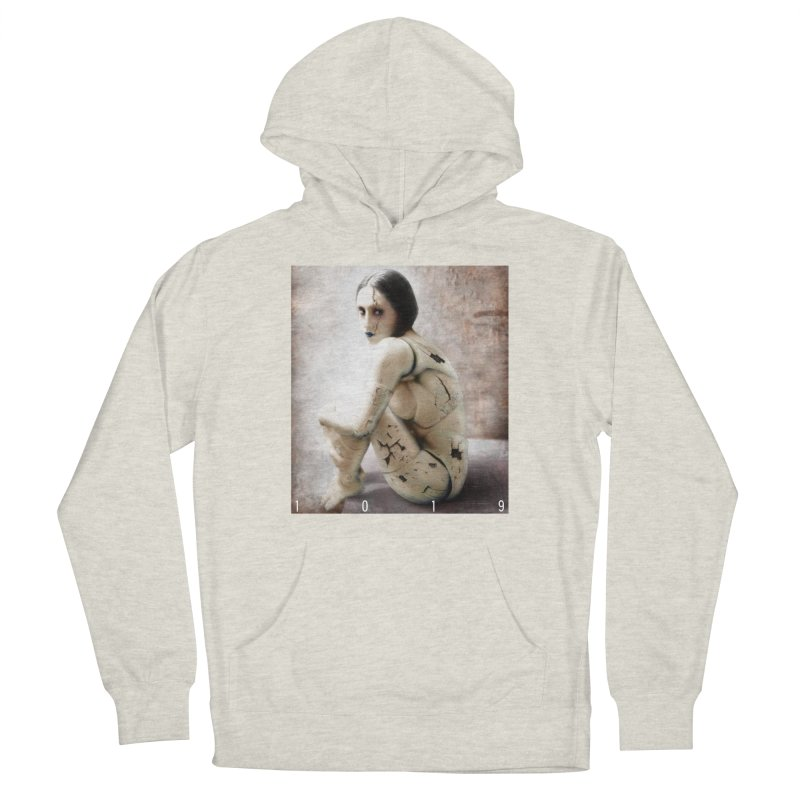 1019 DISCARDED PLEASURE MODEL Men's Pullover Hoody by Factory 1019