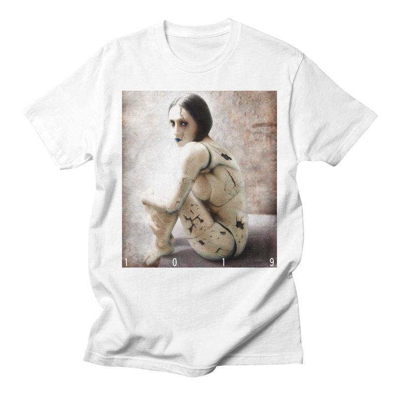1019 DISCARDED PLEASURE MODEL Men's Regular T-Shirt by Factory1019's Artist Shop