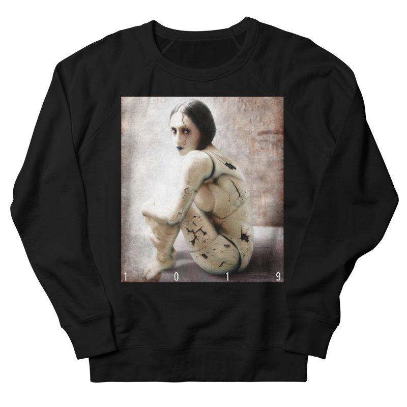 1019 DISCARDED PLEASURE MODEL Women's French Terry Sweatshirt by Factory1019's Artist Shop