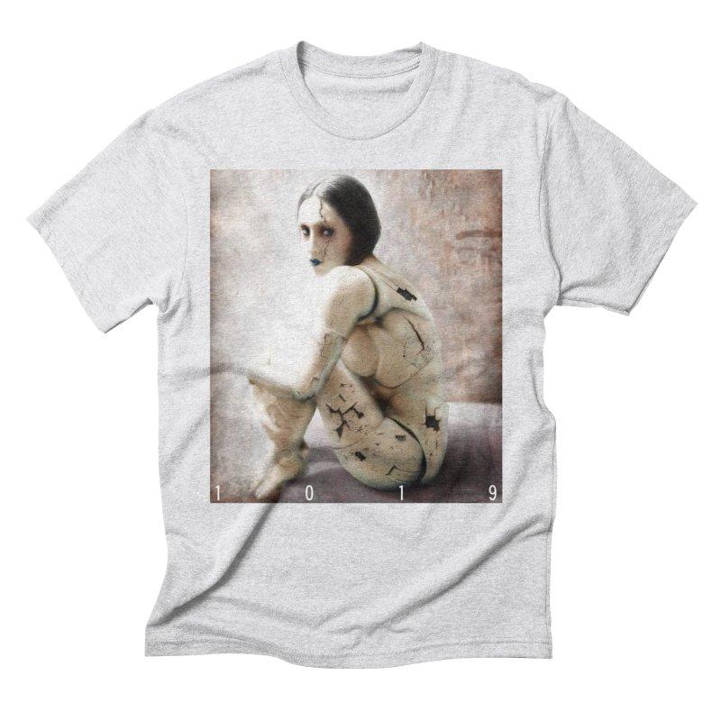 1019 DISCARDED PLEASURE MODEL Men's Triblend T-Shirt by Factory1019's Artist Shop