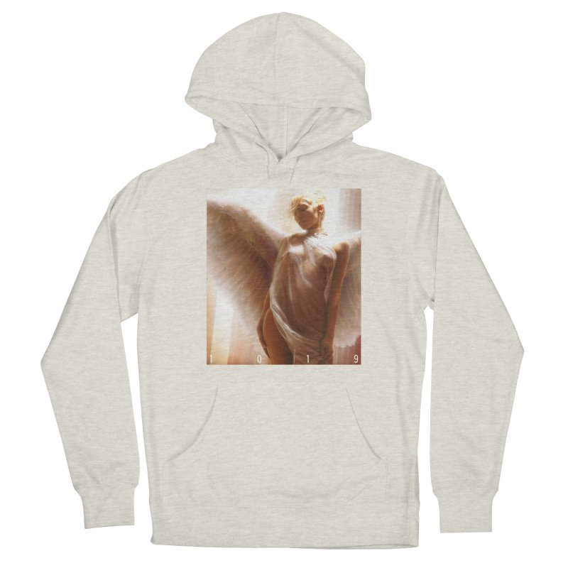 1019 HEAVEN ON EARTH Men's Pullover Hoody by Factory 1019