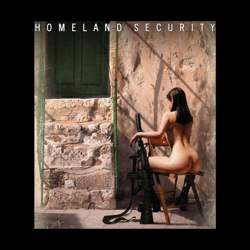 HOMELAND SECURITY None  by Factory1019's Artist Shop