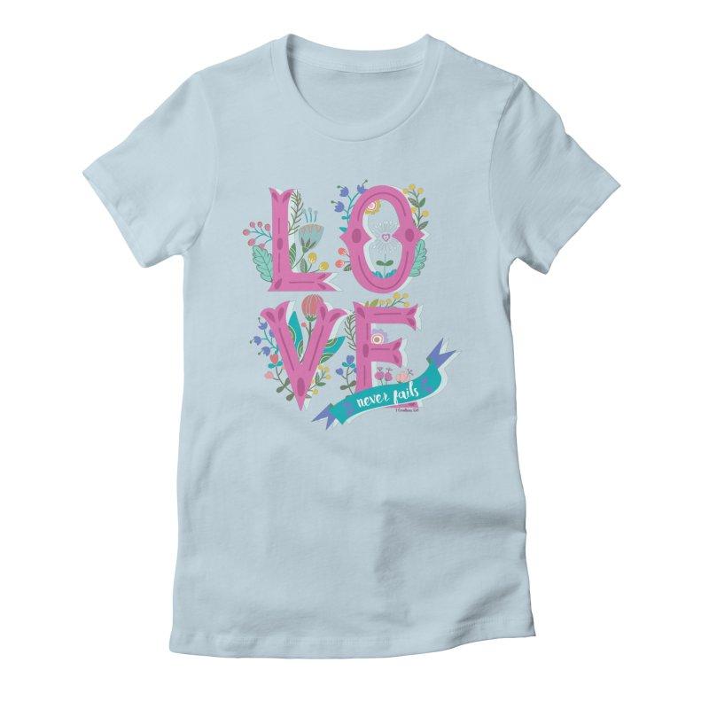 Love Never Fails    by Faith Designs's Artist Shop