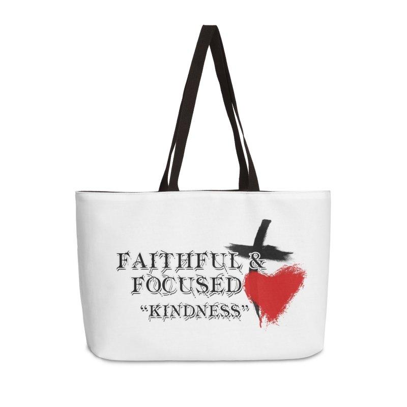 FAITHFUL HEART Accessories Bag by Faithful & Focused Store