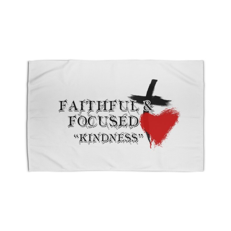FAITHFUL HEART Home Rug by Faithful & Focused Store