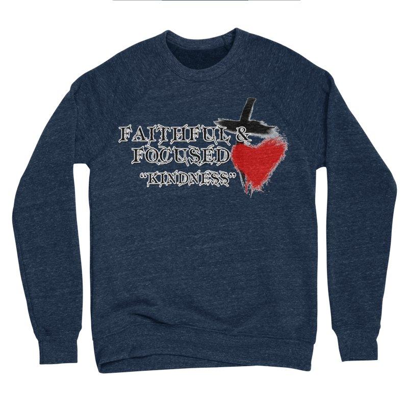FAITHFUL HEART Women's Sweatshirt by Faithful & Focused Store