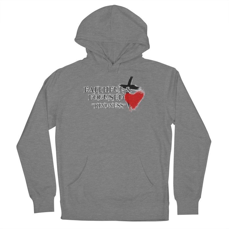 FAITHFUL HEART Women's Pullover Hoody by Faithful & Focused Store