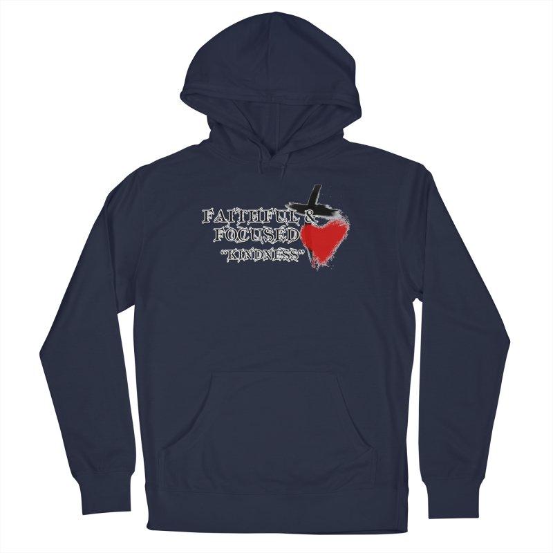 FAITHFUL HEART Men's Pullover Hoody by Faithful & Focused Store