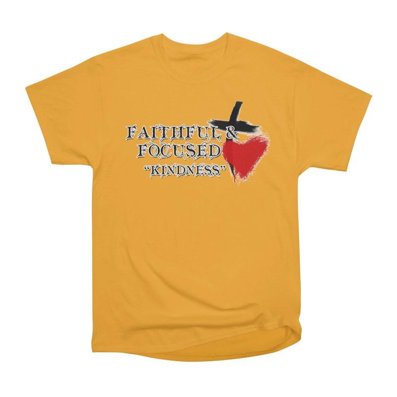 FAITHFUL HEART Women's T-Shirt by Faithful & Focused Store