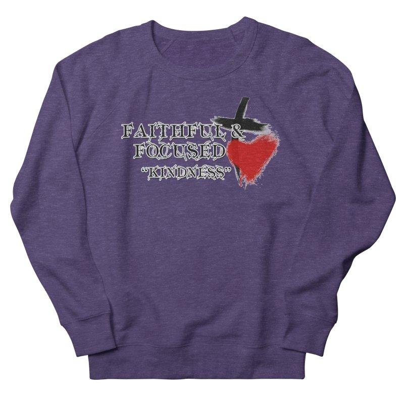 FAITHFUL HEART Men's Sweatshirt by Faithful & Focused Store