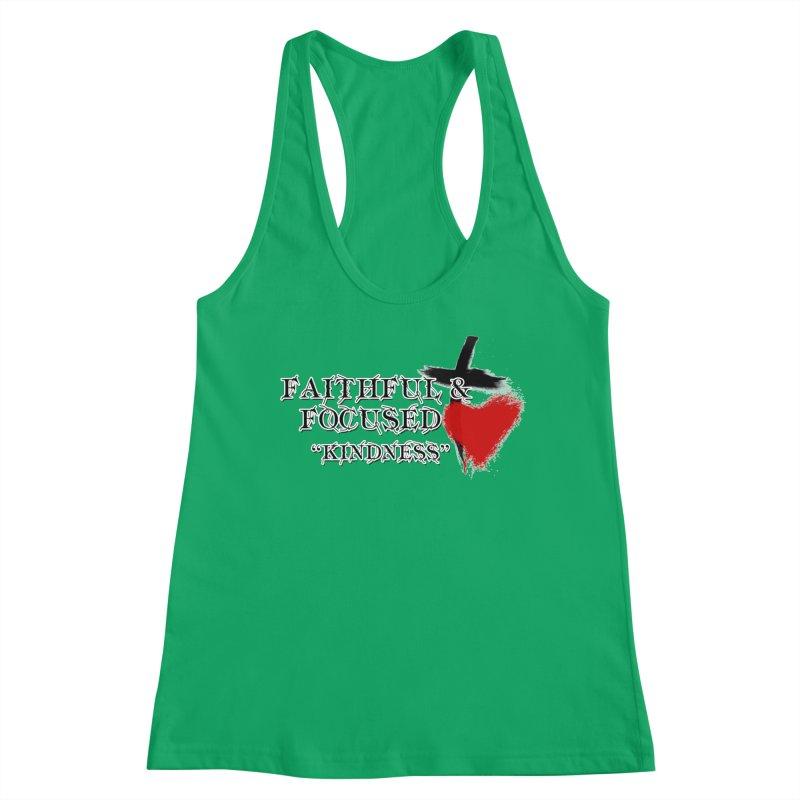 FAITHFUL HEART Women's Tank by Faithful & Focused Store