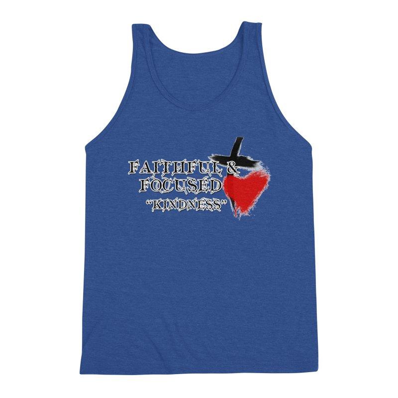 FAITHFUL HEART Men's Tank by Faithful & Focused Store