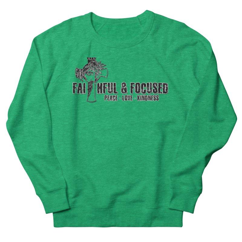 He Reigns Faithful&Focused Women's Sweatshirt by Faithful & Focused Store