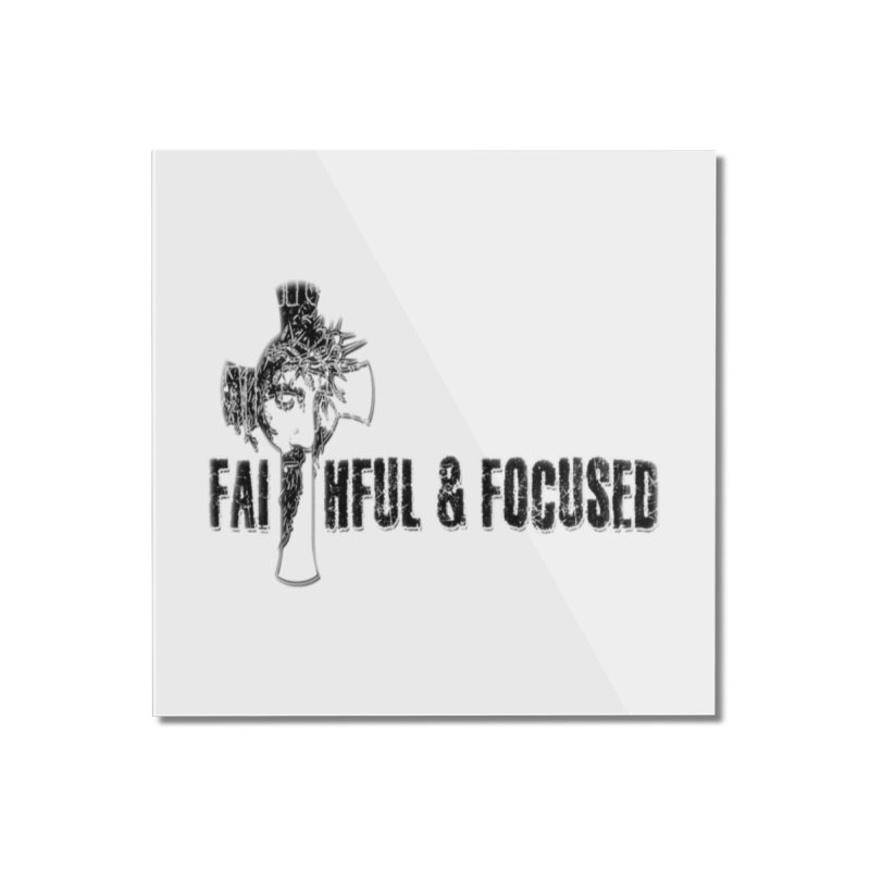 Home None by Faithful & Focused Store