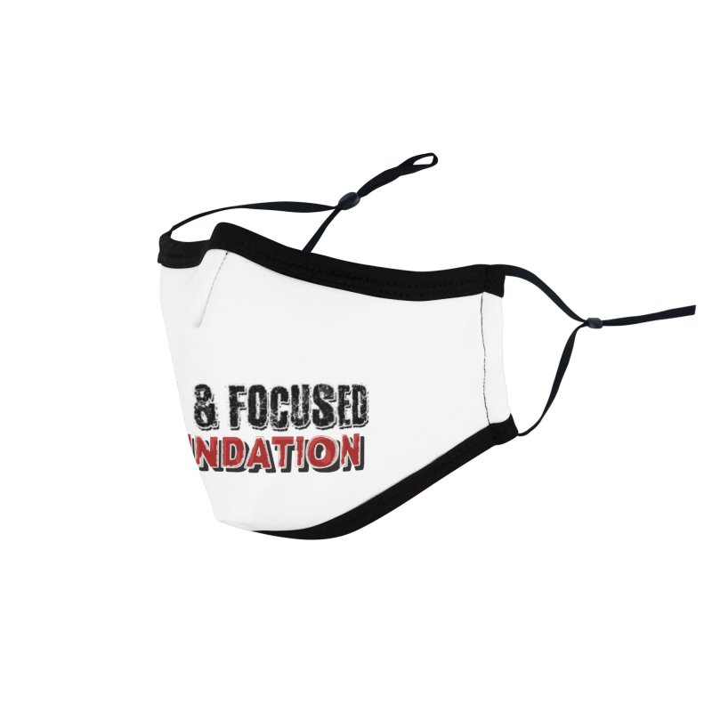 Faithful and Focused Foundation Accessories Face Mask by Faithful & Focused Store