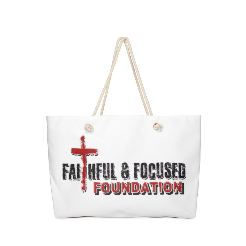 Faithful and Focused Foundation Accessories Bag by Faithful & Focused Store