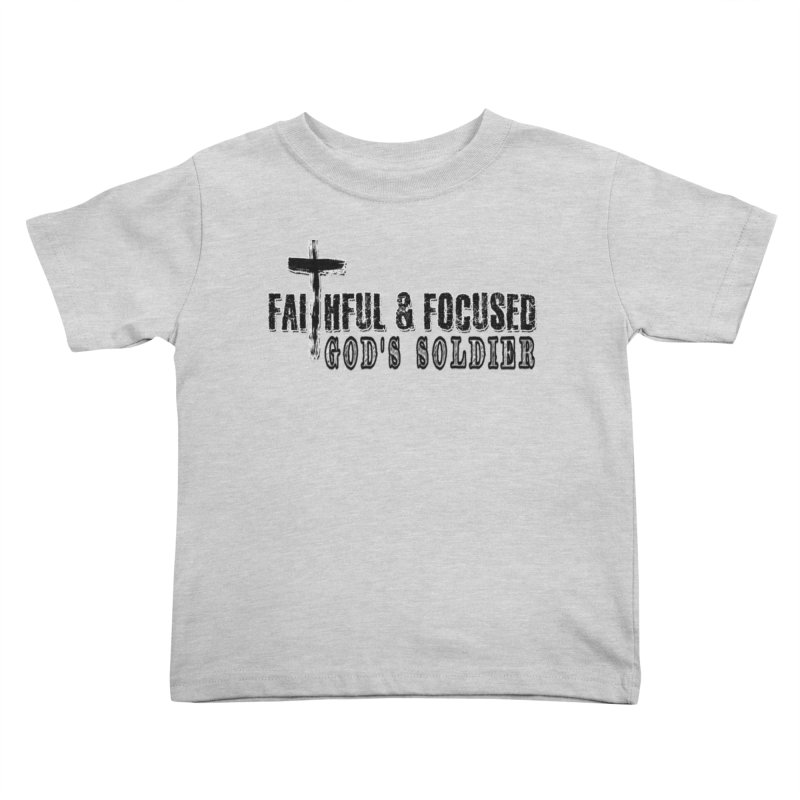 Kids None by Faithful & Focused Store