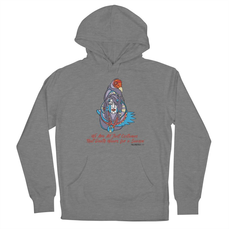 Ayta Men's French Terry Pullover Hoody by The Fallen Cycle: Merch