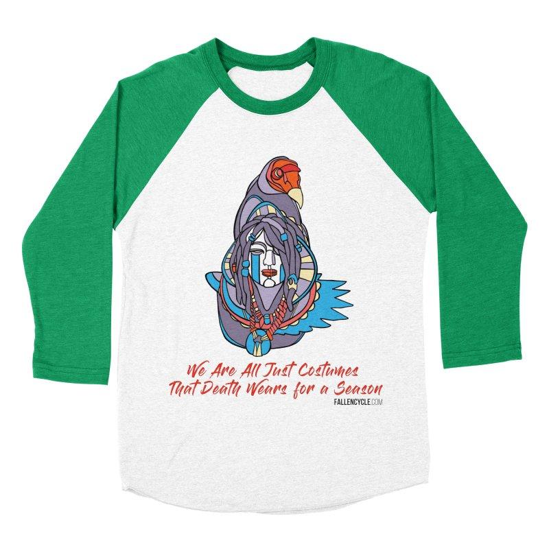 Ayta Women's Baseball Triblend Longsleeve T-Shirt by The Fallen Cycle: Merch