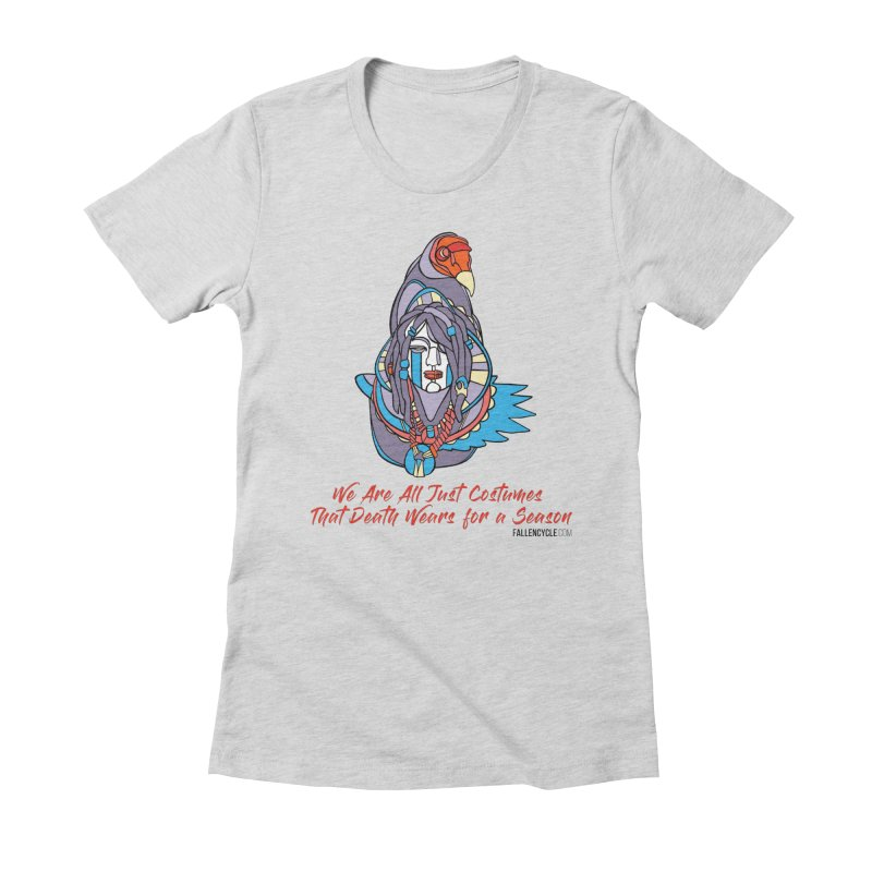 Ayta Women's Fitted T-Shirt by The Fallen Cycle: Merch