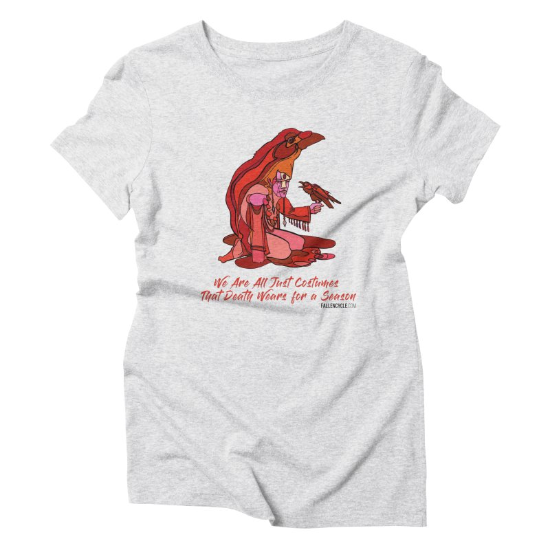 Eluane, the Raven Wanderer Women's T-Shirt by The Fallen Cycle: Merch