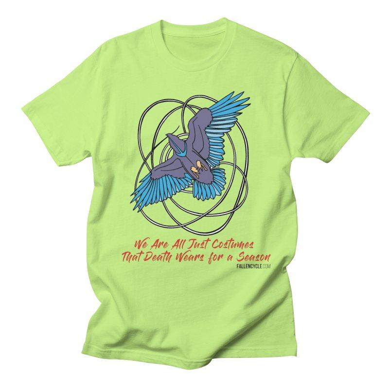 Raven Men's T-Shirt by The Fallen Cycle: Merch