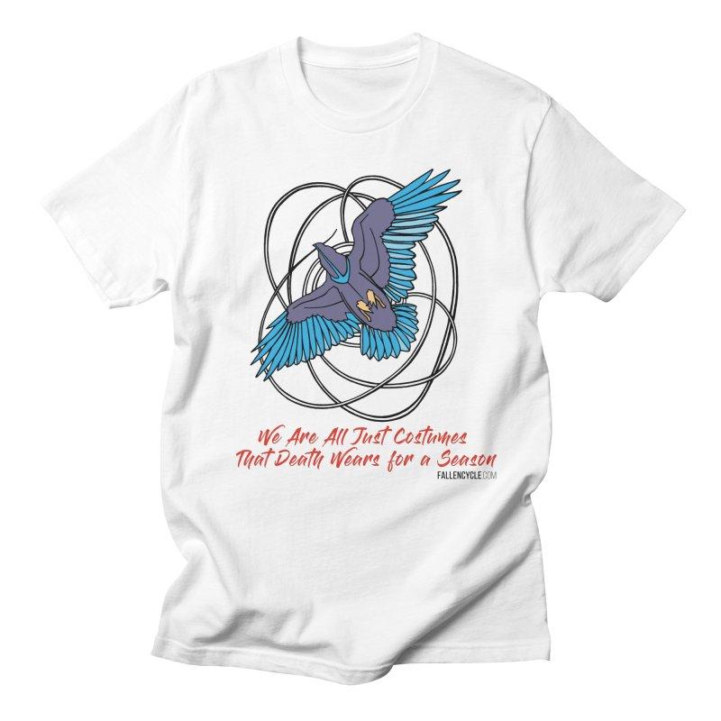 Raven Women's Regular Unisex T-Shirt by The Fallen Cycle: Merch