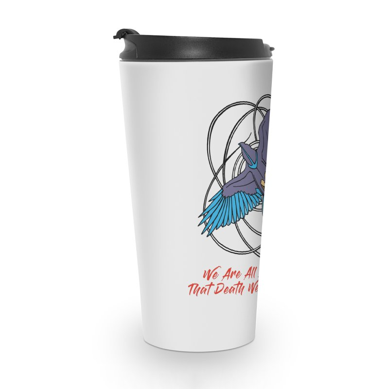 Raven Accessories Travel Mug by The Fallen Cycle: Merch