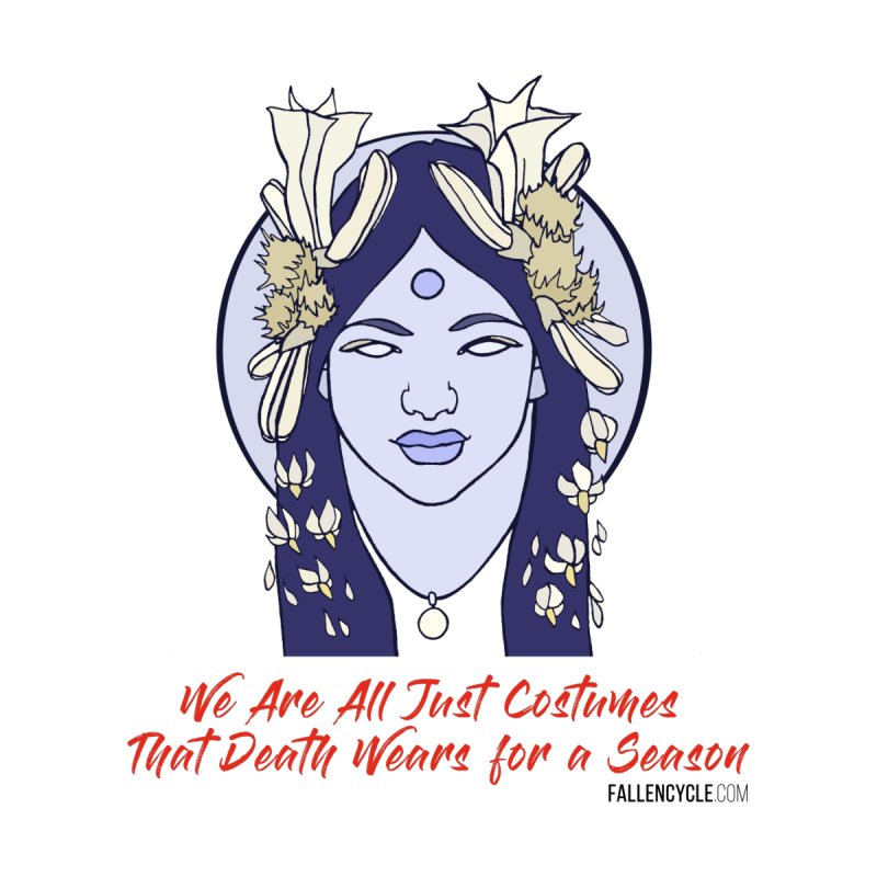 Nyssa Women's Longsleeve T-Shirt by The Fallen Cycle: Merch