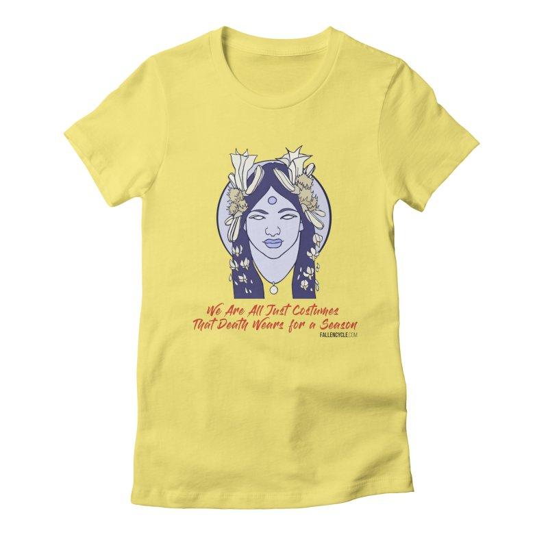 Nyssa Women's T-Shirt by The Fallen Cycle: Merch