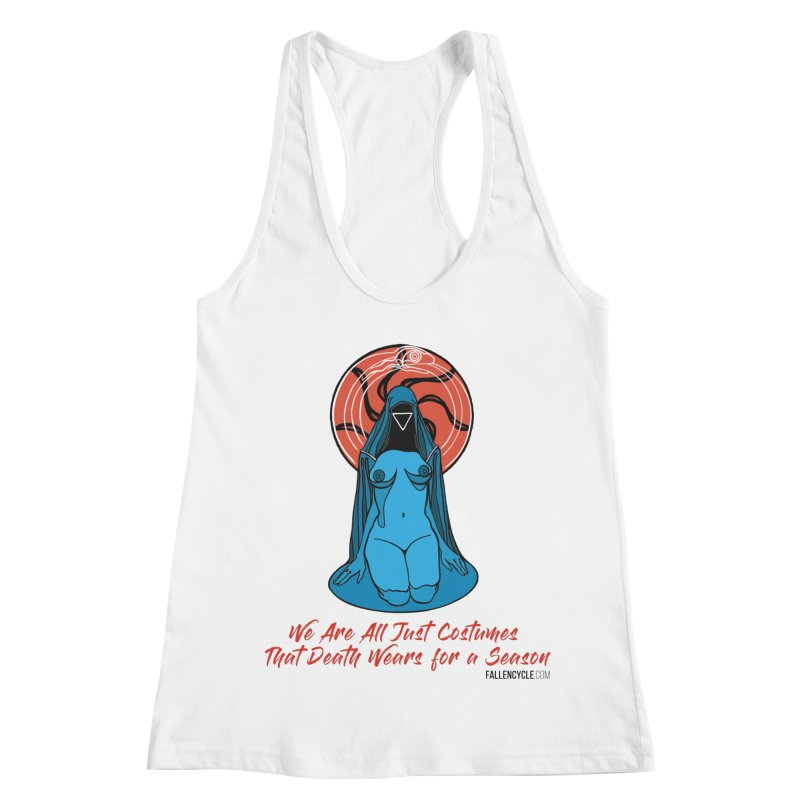 The Sisters of Lilith Women's Racerback Tank by The Fallen Cycle: Merch