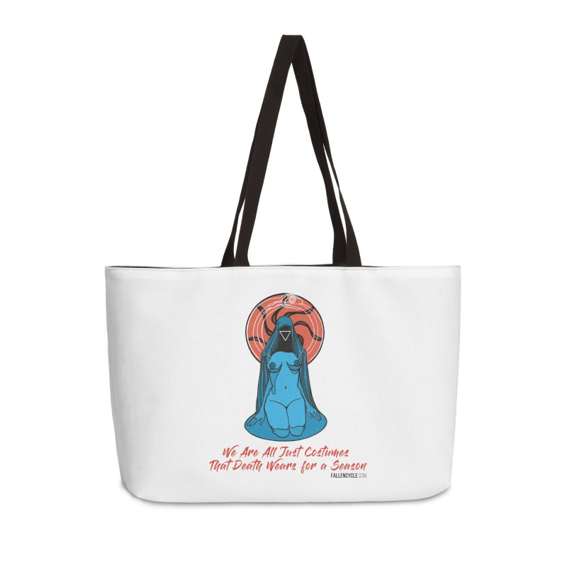 The Sisters of Lilith Accessories Weekender Bag Bag by The Fallen Cycle: Merch